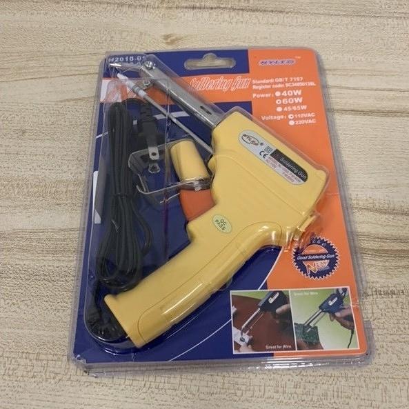 手動焊錫槍槍式自動送錫焊錫機焊接工具(60W/777-8606)