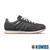 K-SWISS Granada復古運動鞋-男-灰