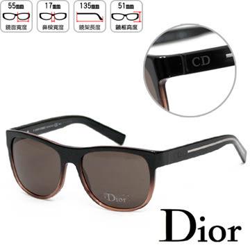 Christian Dior 時尚太陽眼鏡 經典雷朋型太陽眼鏡 (無附盒)