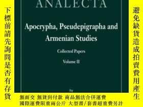 二手書博民逛書店Apocrypha,罕見Pseudepigrapha And A