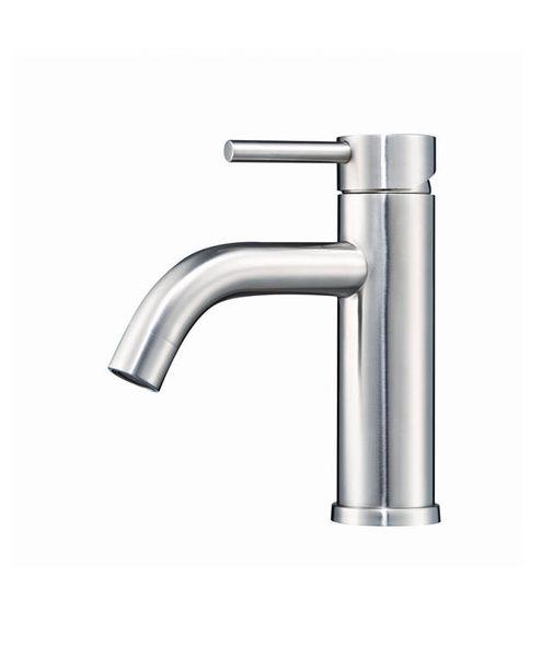 《修易生活館》 凱撒衛浴 CAESAR 水龍頭全系列 不鏽鋼單孔面盆龍頭 B1010 S