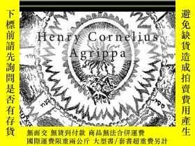 二手書博民逛書店Three罕見Books of Occult Philosoph