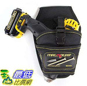 [美國直購] MagnoGrip 002-580 磁性電鑽袋工具包左右手設計 Magnetic Drill Holster