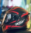 RSV安全帽,TESLA可樂帽,鋒芒/消光黑紅