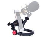 FOTOPRO MOGO 多功能靈活支架 (直播 自拍) 多功能可彎曲單腳架 ( 含藍牙遙控器+手機夾 ) 【公司貨】