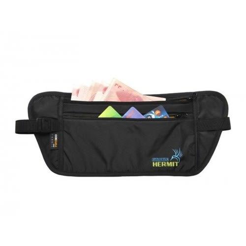 GREEN HERMIT 貼身腰包|護照防搶包 TB5103A TRAVEL DOCUMENT BAG