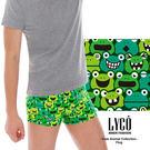 LYCO男內褲‧青蛙平口褲