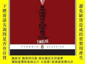 二手書博民逛書店Twelve罕見Angry Men十二怒漢,英文原版Y449990 Reginald Rose Penguin