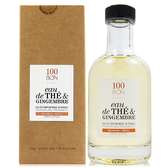 100BON EAU DE THE ET GINGEMBRE EDP RECHARGE 茉莉茶香&生薑淡香精 200ml 補充瓶 [QEM-girl]