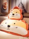 靠枕床頭抱枕女生睡覺男生款專用床上靠墊大靠背寢室卡通枕頭可愛 ATF polygirl