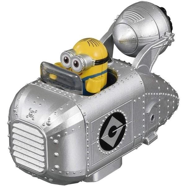 TOMICA Dream 騎乘系列 #R01 小小兵 戴夫X格魯的車 TOYeGO 玩具e哥