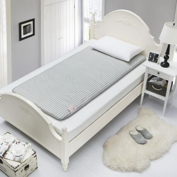 學生床褥子榻榻米單人床墊學生宿舍床墊90加厚墊被上下鋪床墊 Chic七色堇