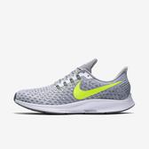 Nike Air Zoom Pegasus 35 [942851-101] 男鞋 運動 跑步 緩震 輕量 速度 灰白