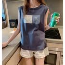 2020夏季韓版新款港味寬鬆打底工字吊帶背心女夏裝外穿內搭上衣潮「時尚彩紅屋」