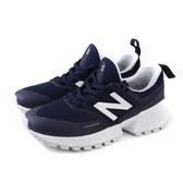 NEW BALANCE 老爹鞋 復古鞋 運動鞋 男鞋 深藍色 MS574PTA-D no589