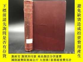 二手書博民逛書店1893年罕見RECORDS OF TENNYSON,RUSKI