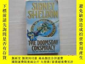 二手書博民逛書店The罕見Doomsday Conspiracy[末日陰謀]【4