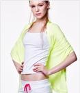 SUNSOUL/HOII/后益---光能科技服飾(防曬光能布)---披肩 UPF50+ 黃光【有機樂活購】