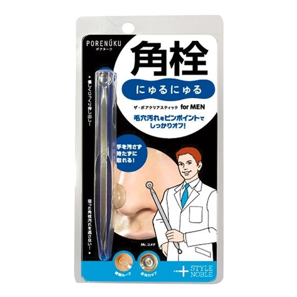 NOBLE 毛穴角栓清除棒(男用) (新包裝)  ◇iKIREI