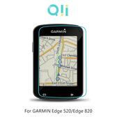 【愛瘋潮】Qii GARMIN Edge 520/Edge 820 玻璃貼 手錶保護貼