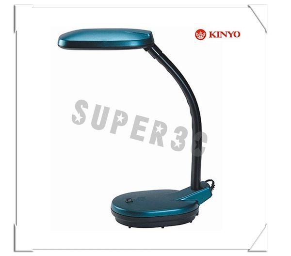 新竹【超人3C】KINYO電子式 FML27W 檯燈 高頻點亮 實現無頻閃照明 PL-838 無炫光陰影