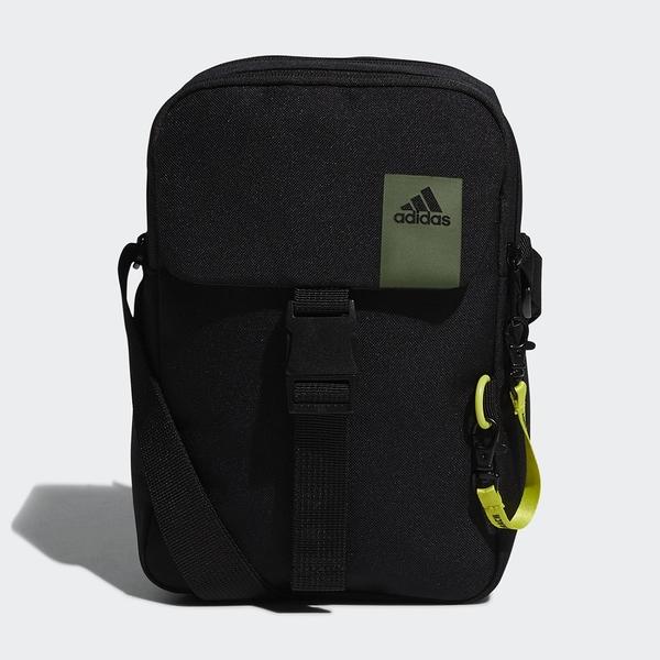 Adidas ECORG ORGANIZER 黑色斜背包 GN9843