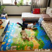 加厚寶寶爬行墊泡沫地墊客廳臥室嬰兒童鋪地板拼接大拼圖墊子家用 潔思米 YXS