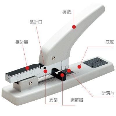 【奇奇文具】手牌SDI 1140P 重力型釘書機 100張紙