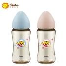 小獅王辛巴 Simba 巧虎PPSU寬口中奶瓶-藍色/粉色 (270ml)