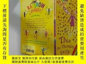 二手書博民逛書店Thea罕見the Thursday Fairy:西婭星期四仙女Y200392