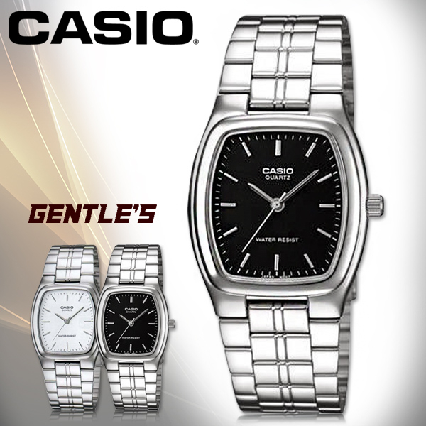 CASIO 卡西歐 手錶專賣店 MTP-1169D-1A 男錶 指針錶 黑 防水 礦物防刮玻璃 不鏽鋼錶殼錶帶
