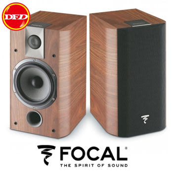 法國 Focal Chorus 705 書架式喇叭(環繞揚聲器) (一對) (胡桃木色) 送北區精緻安裝