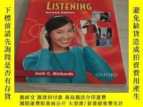 二手書博民逛書店Developing罕見Tactics For ListeningY312914 Jack C. Richar