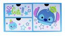 【震撼精品百貨】Stitch_星際寶貝史迪奇~Tsum Tsum 史迪奇橫式三抽收納盒