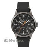 TIMEX EXPEDITION遠征戶外系列腕錶-黑