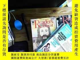 二手書博民逛書店reader s罕見diges讀者文摘英文原版1998年1-12本合售Y13606 reader s dige