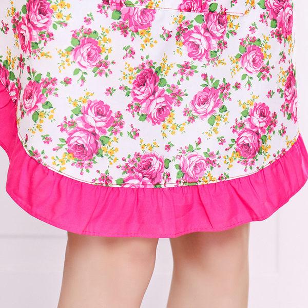 新版玫瑰圍裙