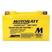 美國MOTOBATT MBTX7ABS AGM強效機車電池|電瓶 【亞克】