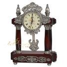 義大利進口錫製座鐘/桌鐘