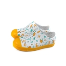 native JEFFERSON PRINT 懶人鞋 洞洞鞋 白/橘 海底生物 小童 童鞋 15100101-8969 no055
