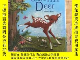 二手書博民逛書店Brave罕見Little DeerY11418 Jillian Harker Parragon Book S