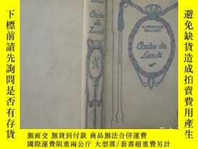 二手書博民逛書店Contes罕見du Lundi Par Alphonse Daudet(法文原版)Y24355 Alphon