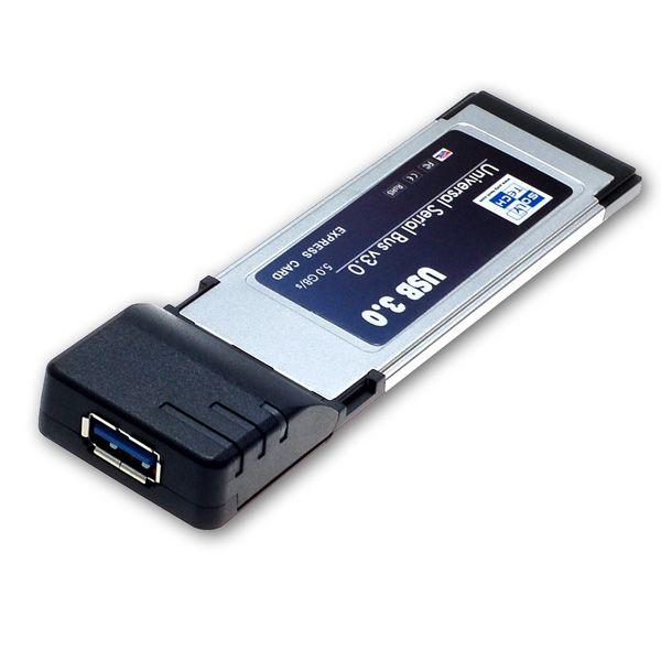 首利 USB3.0 Card Express 筆電擴充卡 USB 3.0