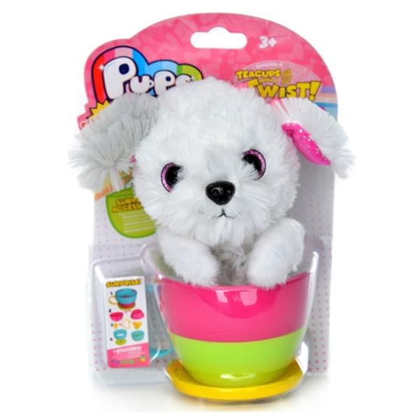 Pups in Surprise Cups 神奇茶杯裡的萌寵 Sheepdog 牧羊犬