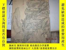 二手書博民逛書店CHRISTIE罕見S HONG KONG FINE CHINE