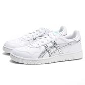 ASICS TIGER JAPAN S 全白 銀LOGO 休閒鞋 女 (布魯克林) 1192A185101