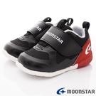 日本Moonstar機能童鞋 3E超輕量學步款 2156黑(寶寶段)