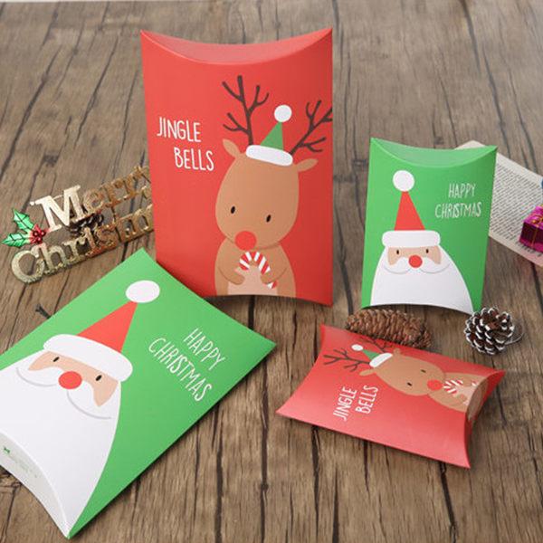 聖誕節 聖誕佈置 包裝盒 禮物 禮盒包裝 交換禮物 聖誕裝飾 聖誕老人 聖誕老公公 小號