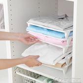 韓國疊衣板懶人摺衣板分隔板襯衫收納器神定型整理生活摺疊衣服板  居樂坊生活館