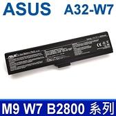ASUS A32-W7 . 電池 A32-M9 A33-M9 A32-M9J A32-T76 A33-W7 M9 M9A M9F M9J M9V M9000F M9000J M9000V T76 T76J